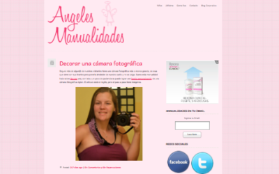 Angeles Manualidades