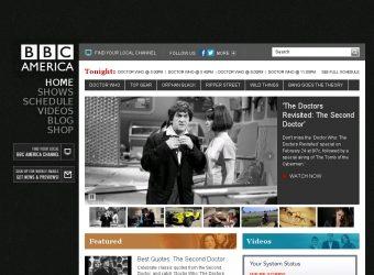 BBC América y WordPress