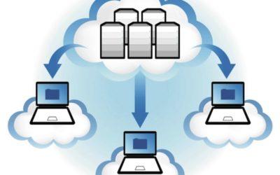 ¿Qué es el cloud hosting?